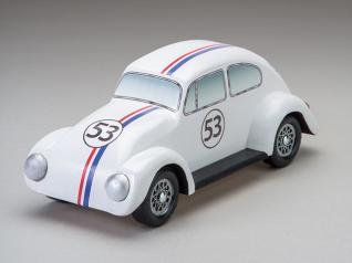 VW Bug Pinewood Derby Car