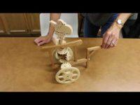Santa's Clockwork Carriage Video