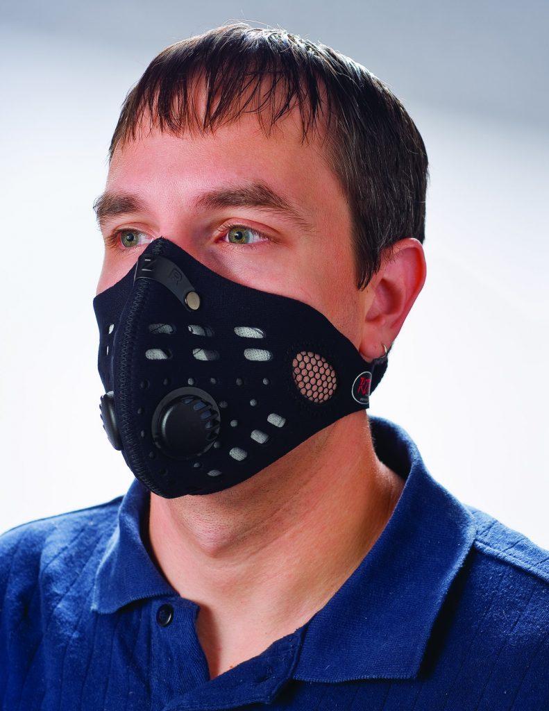 Respirator Mask-Lead
