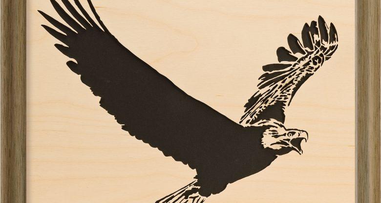 Soaring Eagle Fretwork Set