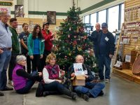 New England scroll saw club raises money for local food pantry