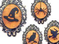 Halloween Plaques