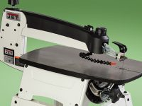 Product Review: Jet JWSS-22B Scroll Saw