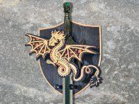 Make Your Own Sword Holder