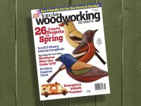 Scroll Saw Woodworking & Crafts Spring 2020 (Issue #78)