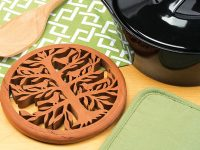 Fauna and Fowl Trivet