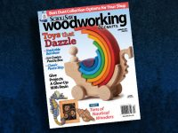Scroll Saw Woodworking & Crafts Summer 2021 (Issue #83)