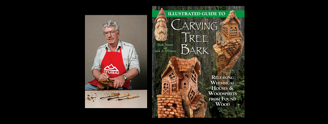 2014 Woodcarving Illustrated Woodcarver of the Year Rick Jensen Scheduled for Open House 2015