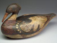 Antique-Style Decoy Carving