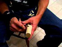 Carving an Axe Part 3