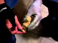 Carving a Miniature Figure Part 8