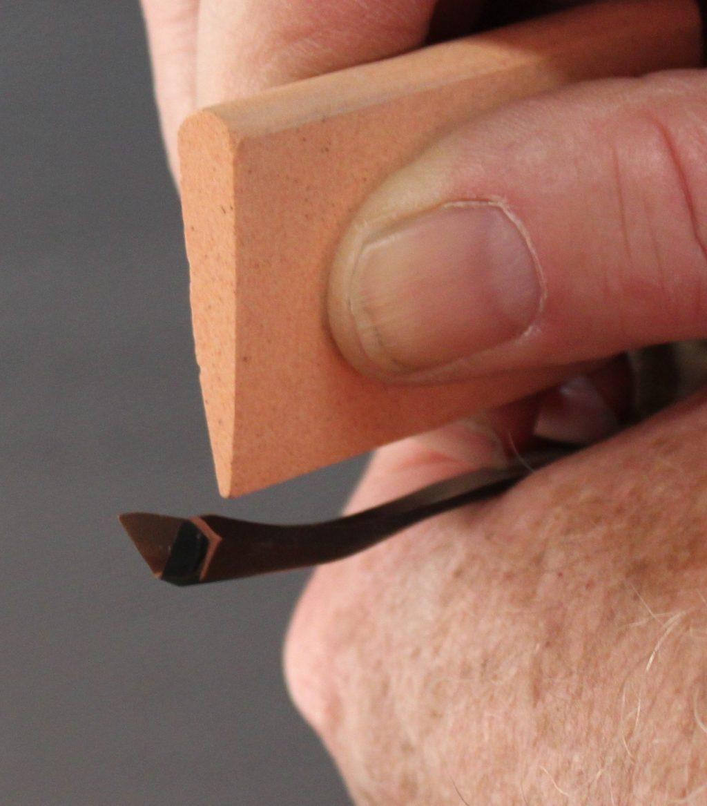 V-Tool Sharpening-step3