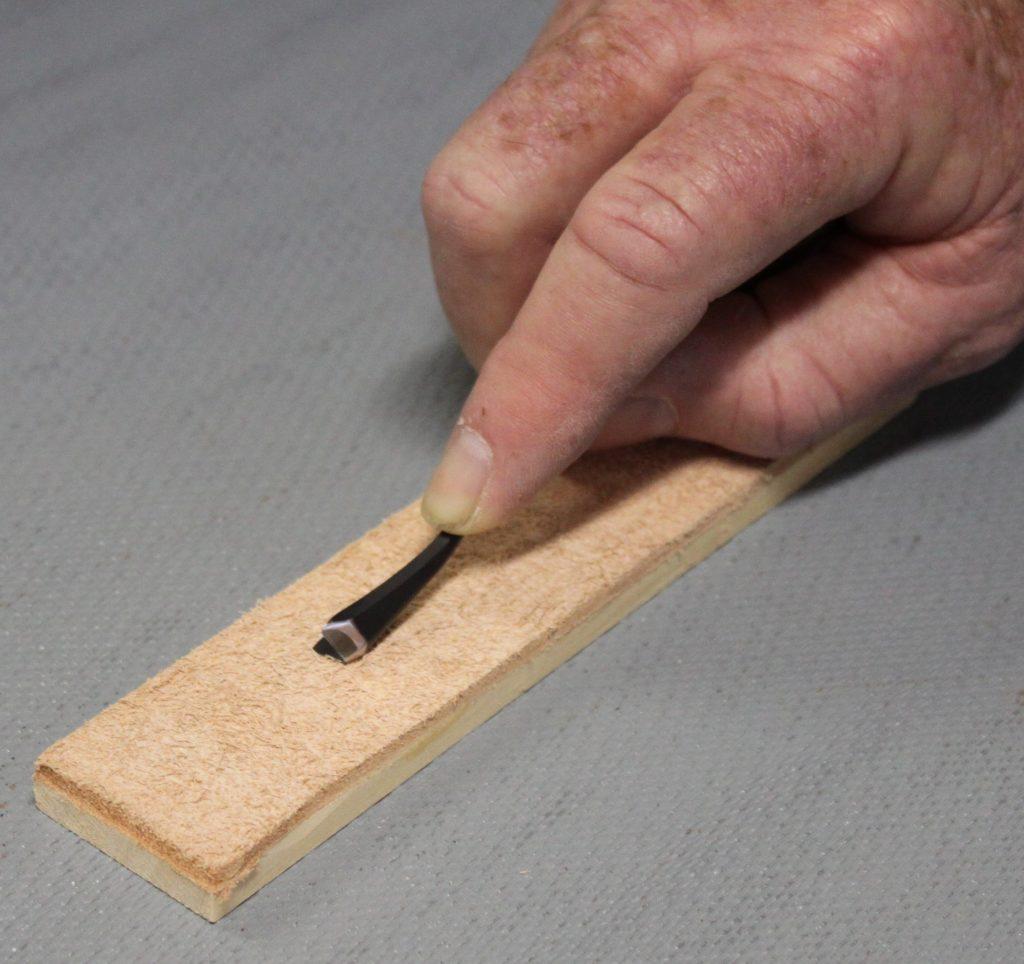 V-Tool Sharpening-step4