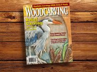 Woodcarving Illustrated Fall 2017 Issue 80