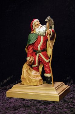 WEB-WCI81-Goodson-Gallery-Father-Christmas-with-Raccoons-(1)