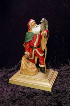 WEB-WCI81-Goodson-Gallery-Father-Christmas-with-Raccoons-(8)