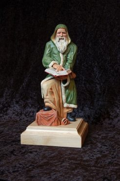 WEB-WCI81-Goodson-Gallery-Green-Father-Christmas