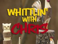 Whittling with Chris: Sharpening a Knife