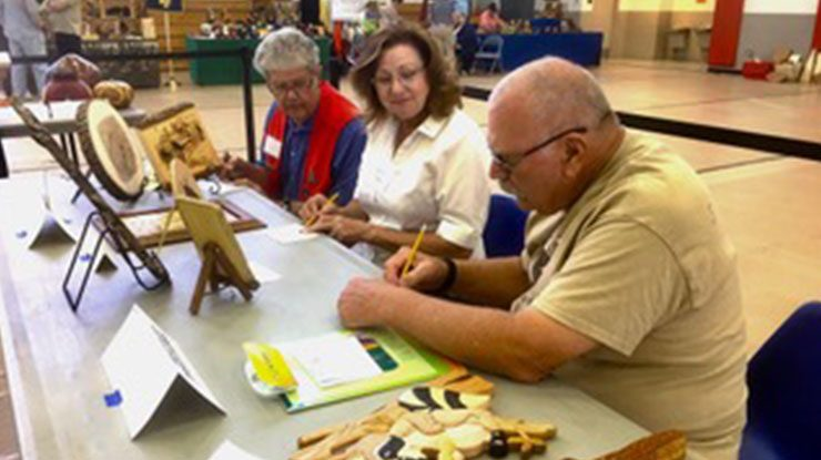 Folk Arts Show and Sale Gains New Following