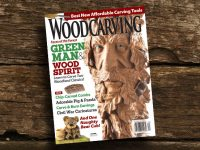 Woodcarving Illustrated Summer 2019, Issue 87