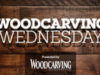 Woodcarving Wednesdays: Carving Hair in Cottonwood Bark