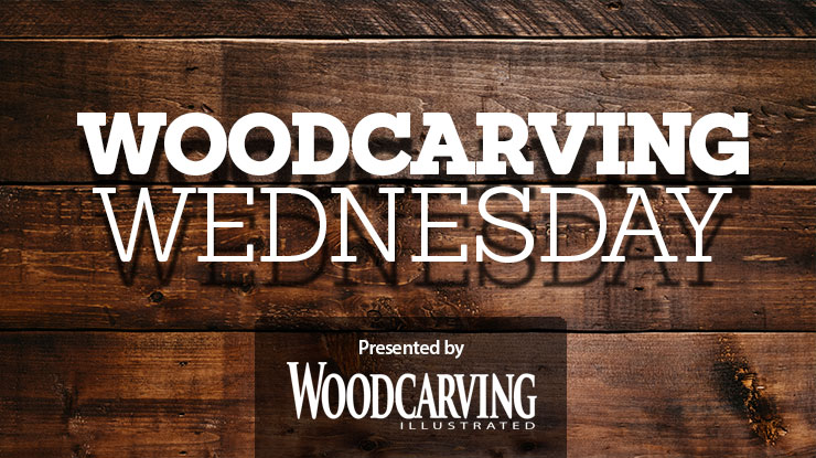 Woodcarving Wednesday: Carve an Ivy Leaf Pendant With Giles Newman
