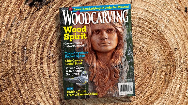 Woodcarving Illustrated Summer 2020, Issue #91