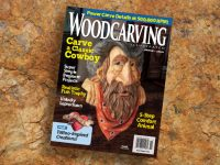 Woodcarving Illustrated Spring 2021, Issue #94